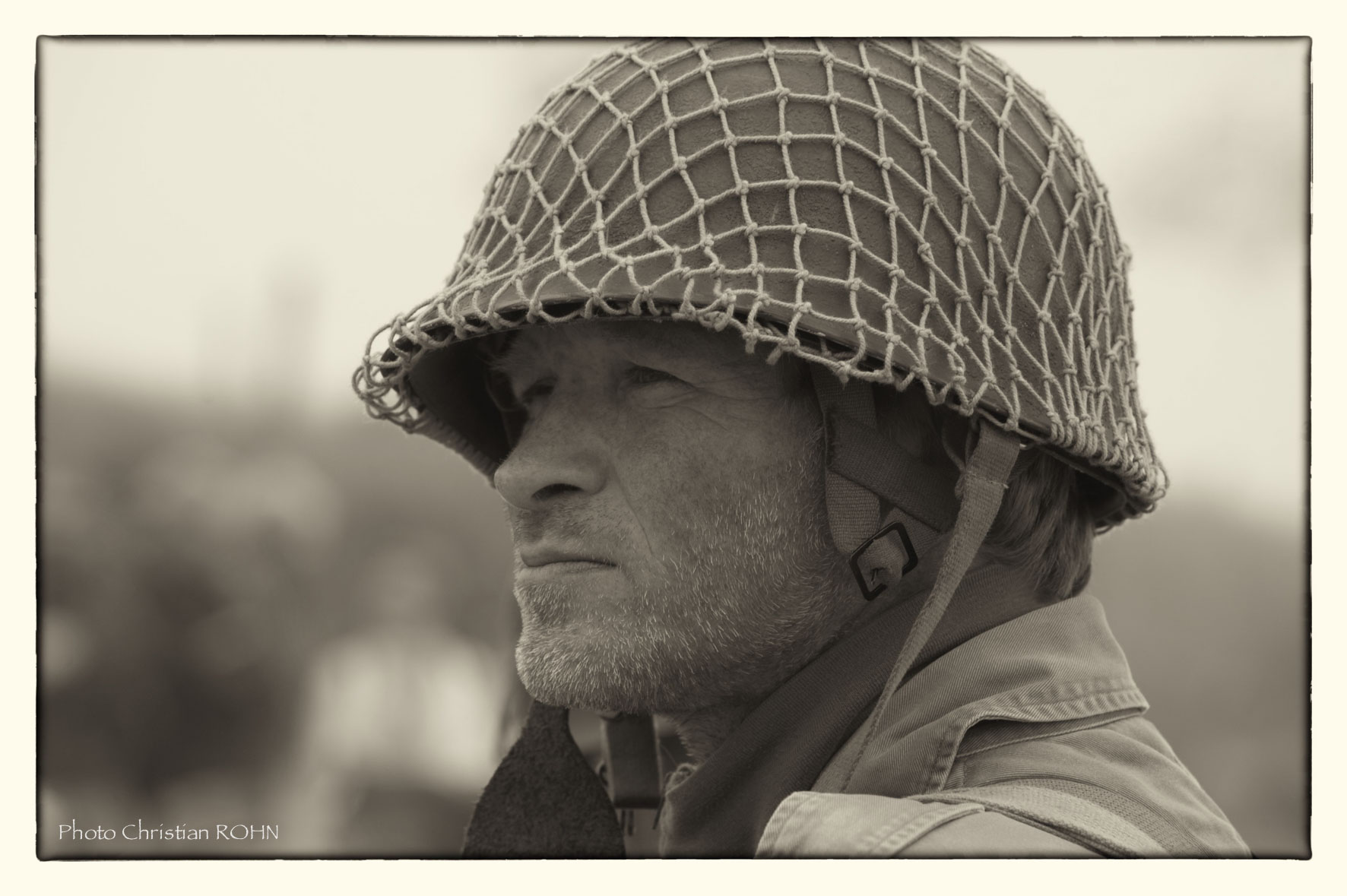 Photographe événementiel Christian ROHN : D-DAY Normandie