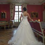 Défilé de robes de mariées