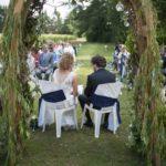 photo de mariage au Domaine de Touny les Roses (Tarn)